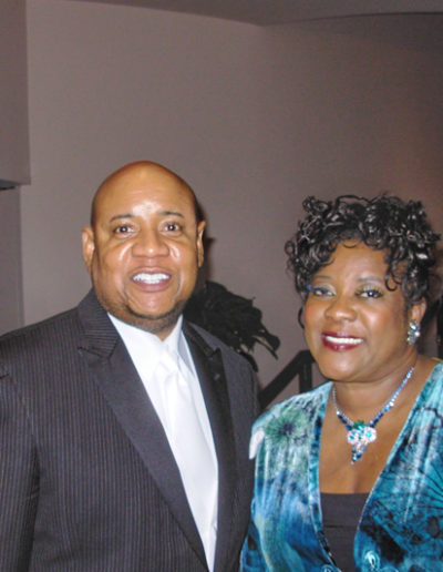 Tony and Loretta Devine