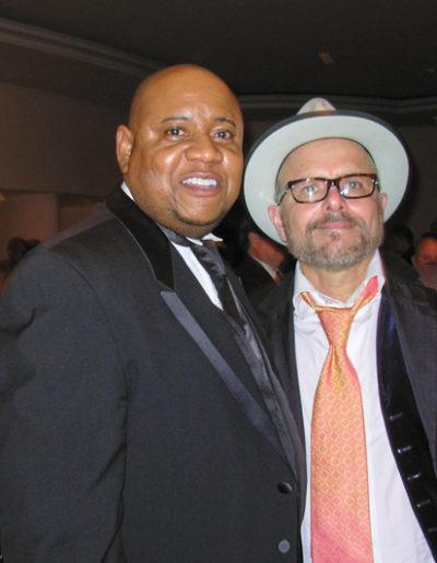 Tony and Joey Pantoliano
