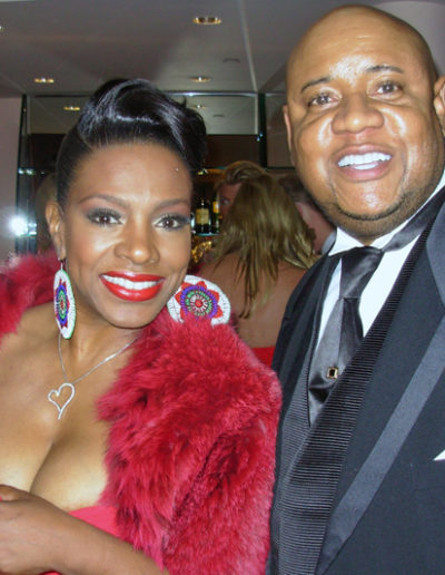 Sheryl Lee Ralph and Tony