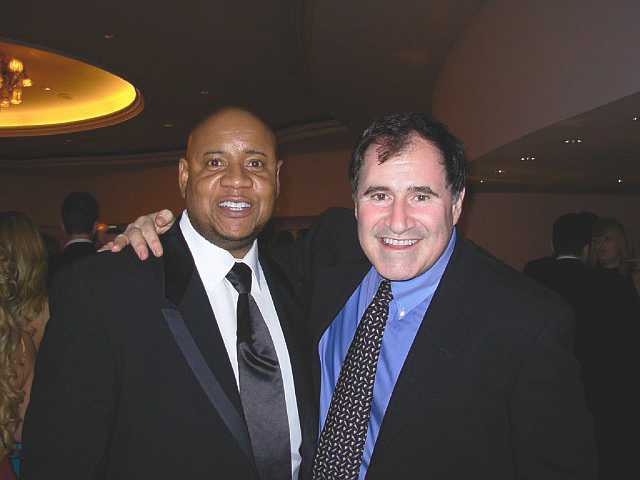 Tony and Richard Kind