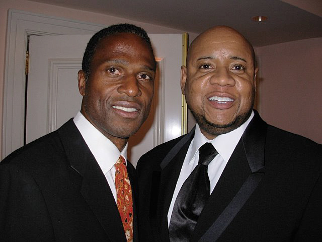 Willie Gault and Tony