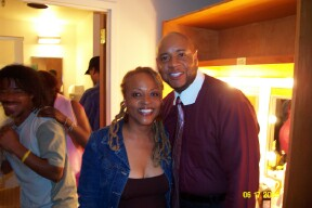 """June 17, 2005 The Concert at Wolf Trap """"After Party,"""" Vienna, VA"""