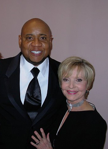 Tony and Florence Henderson
