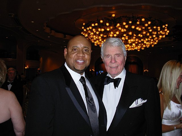 Tony and Peter Graves