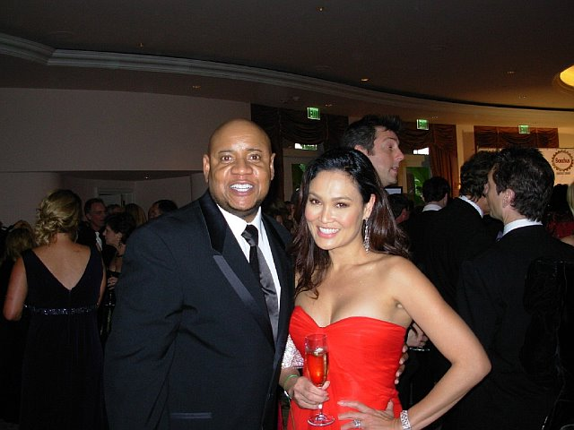 Tony and Tia Carrera