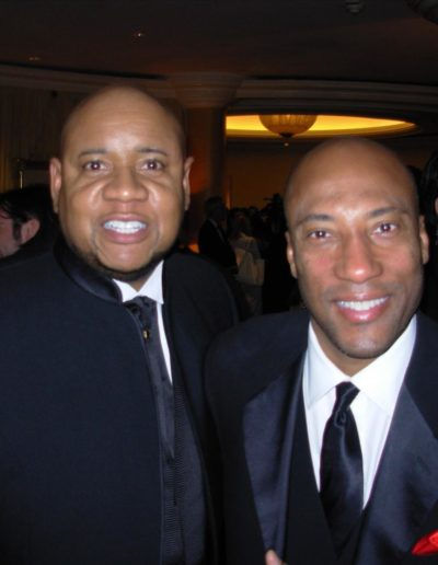 Tony and Byron Allen