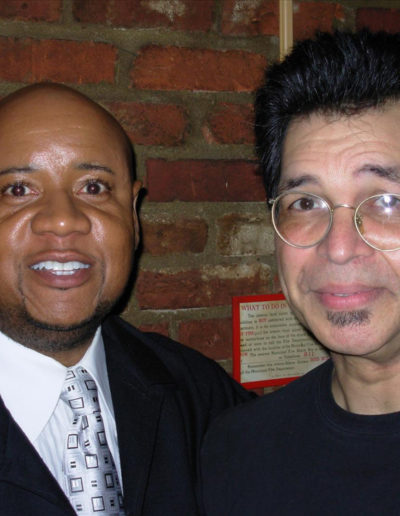 Tony and Jimmy Haslip, Bassist w/Yellowjackets at Blues Alley in D.C. June 14, 2007
