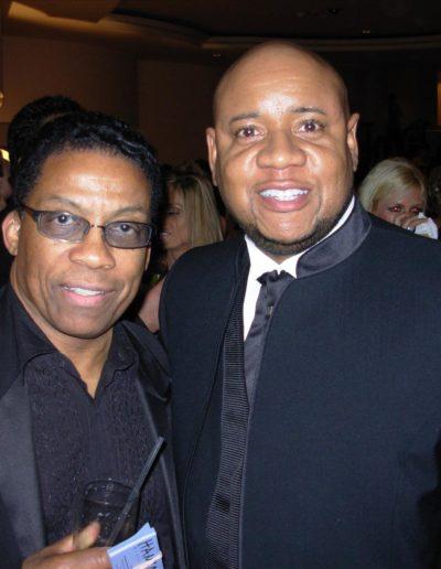 Herbie Hancock and Tony
