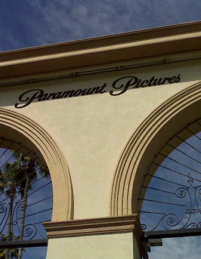 An Invitation to Paramount Pictures