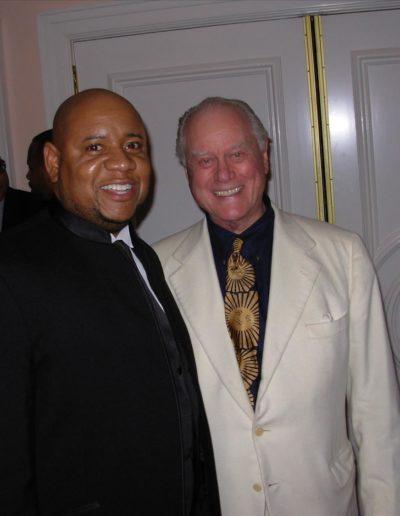 Tony and Larry Hagman