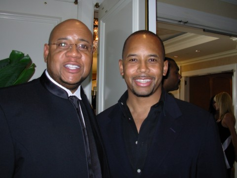Tony and Michael Boatman