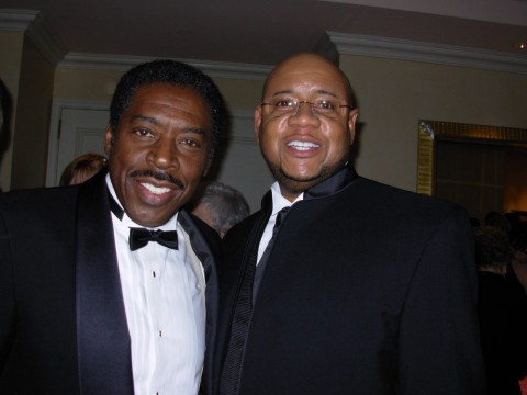 Tony and Ernie Hudson