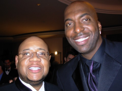 Tony and John Salley