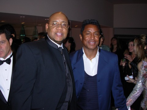 Tony and Jermaine Jackson