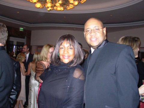 Tony and Mary Wilson