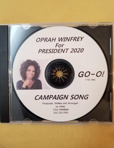 OprahWinfreyCampaignSong